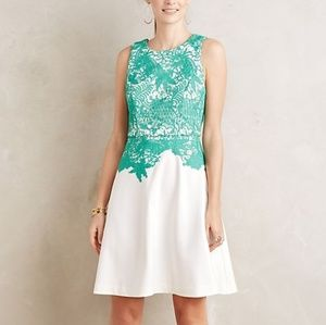 EUC Anthro Moulinette Soeurs Arbor Lace Dress